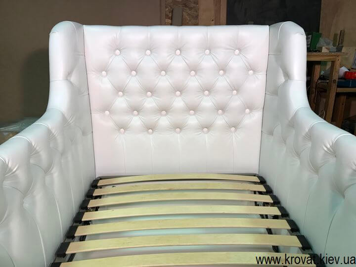 ортопедическая кровать с бортиками