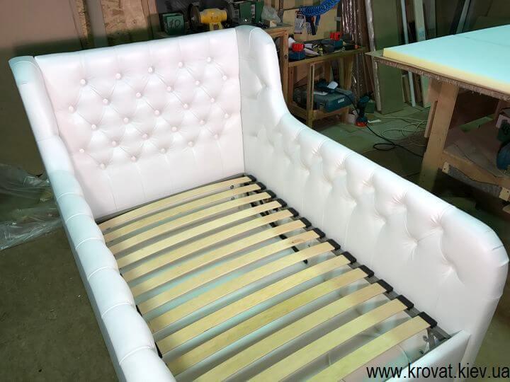 детская кровать с бортиками от производителя
