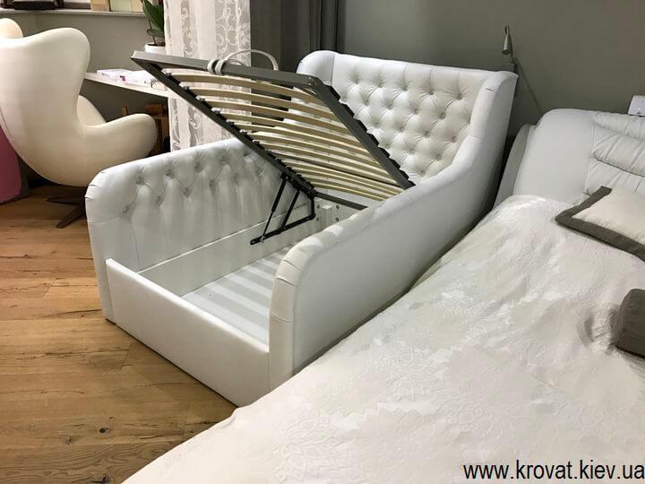 кровать с бортиками для ребенка