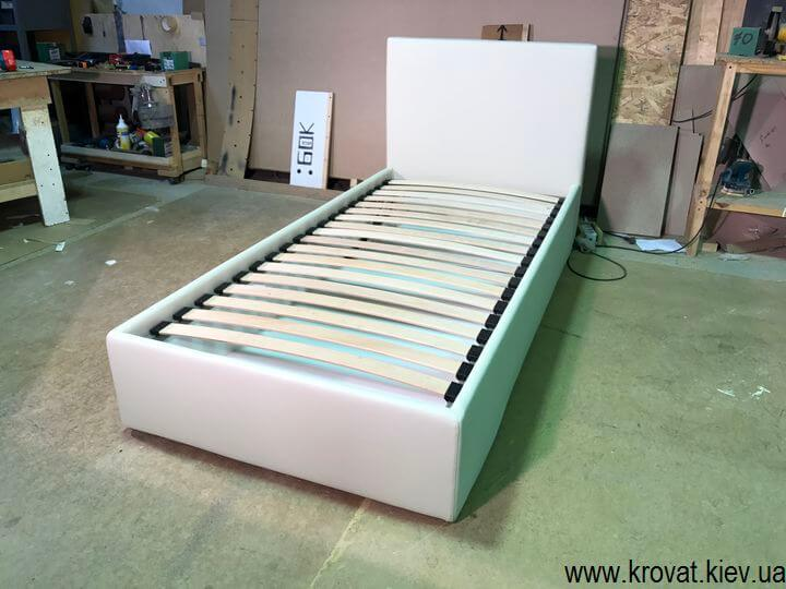 детская односпальная кровать с ящиком