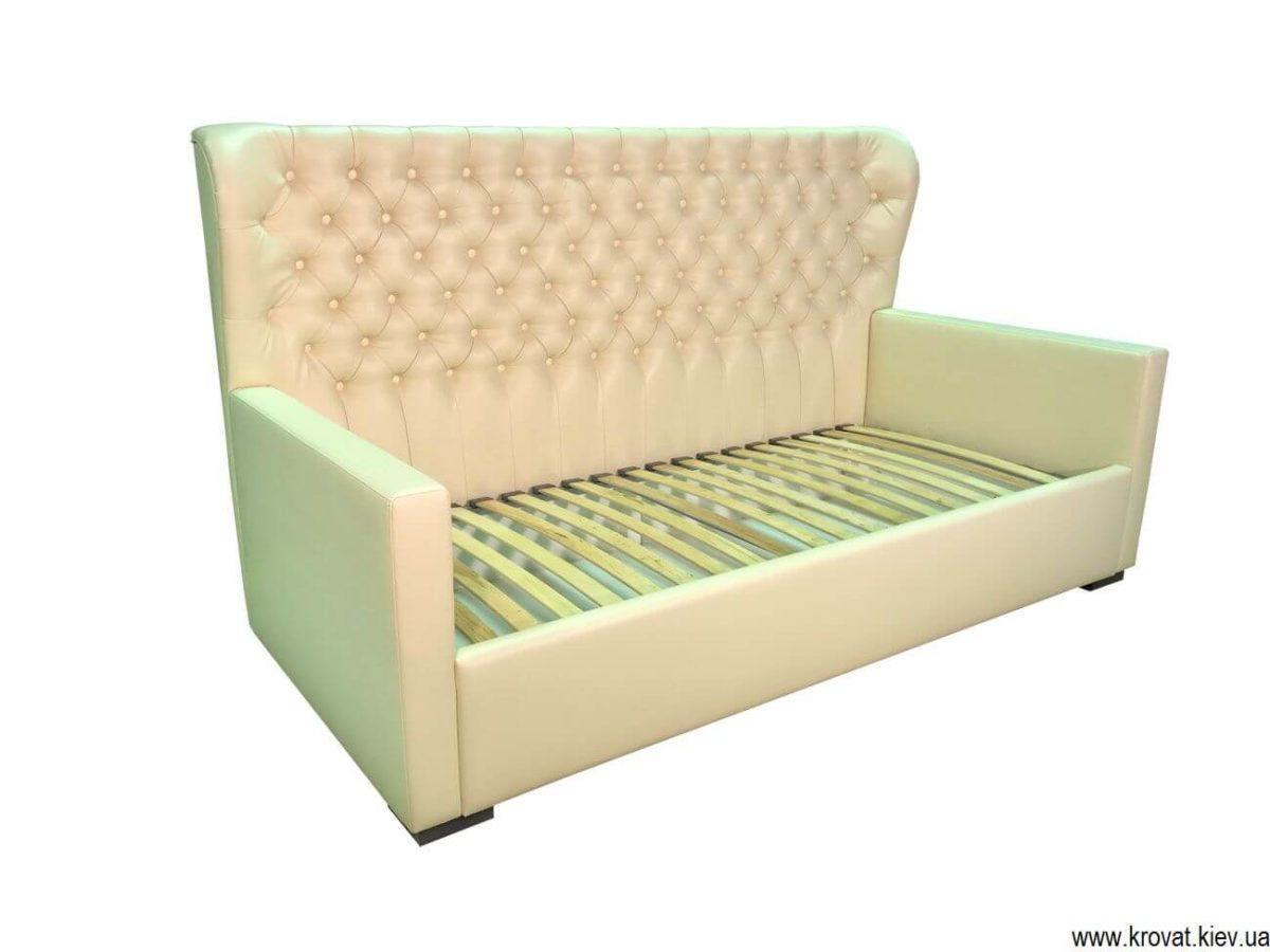 диван-ліжко для дівчинки