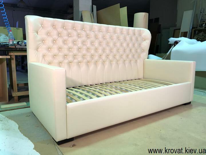 диван-ліжко для дівчинки на замовлення