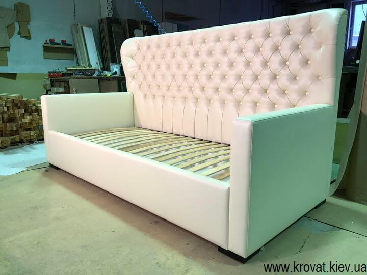 підлітковий диван-ліжко для дівчинки
