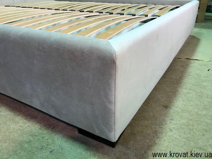 ліжко із закругленою спинкою від виробника