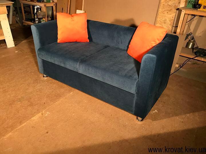 диван для кафе с боковинами