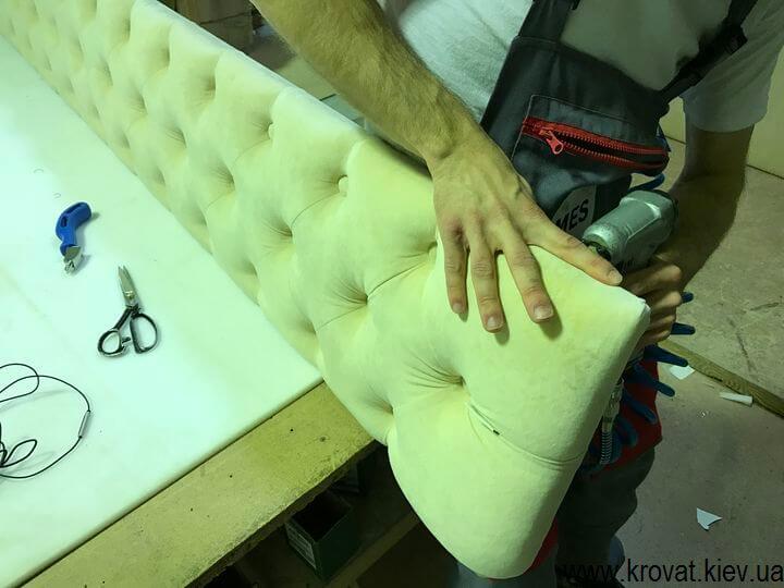 виробництво ліжок на замовлення