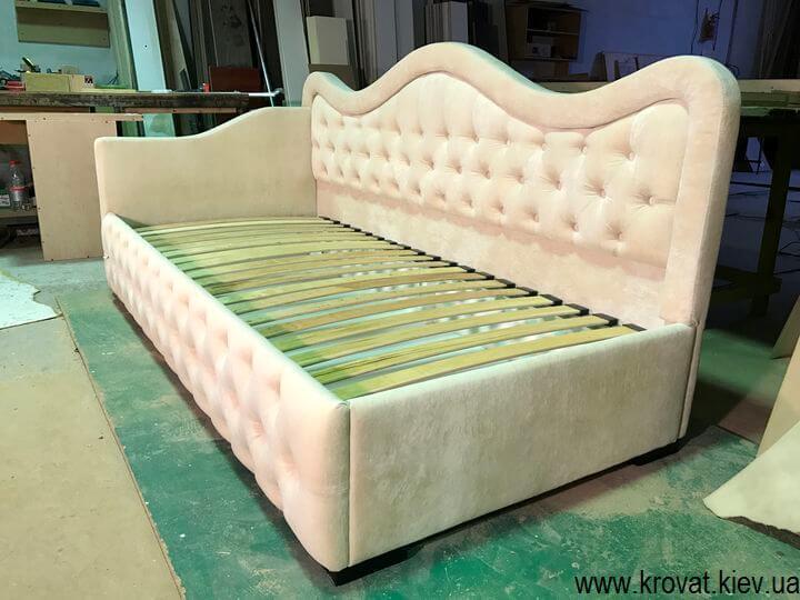 підліткові ліжка для дівчаток
