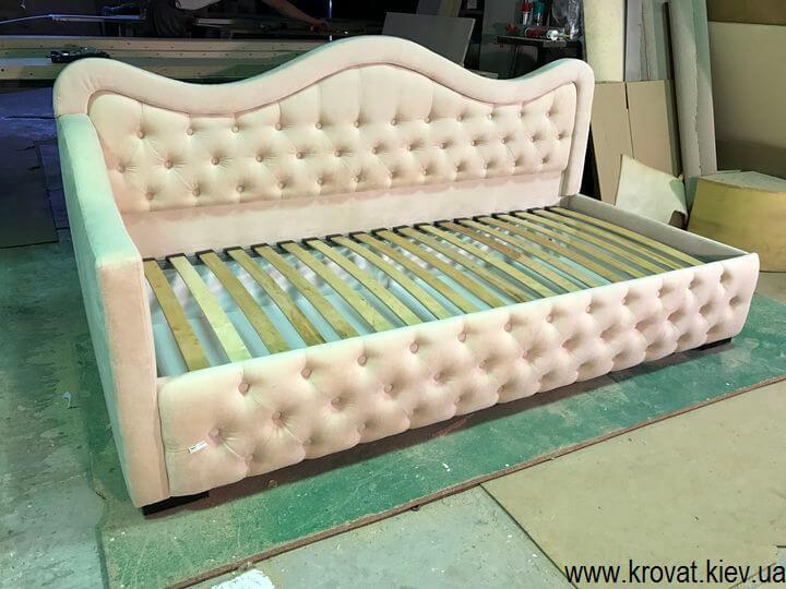 ліжко для дівчинки підлітка