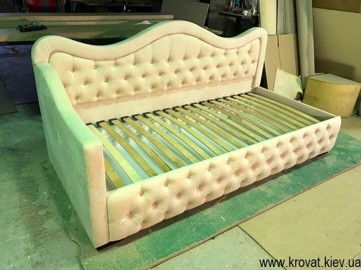 дитяче підліткове ліжко для дівчинки