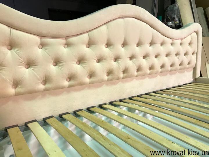 односпальная подростковая кровать для девочки