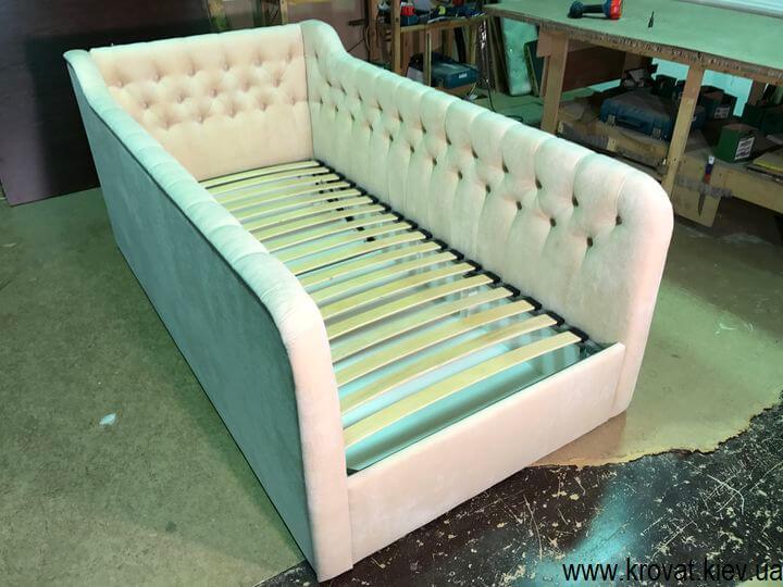 ліжка з бортиками від 3 років
