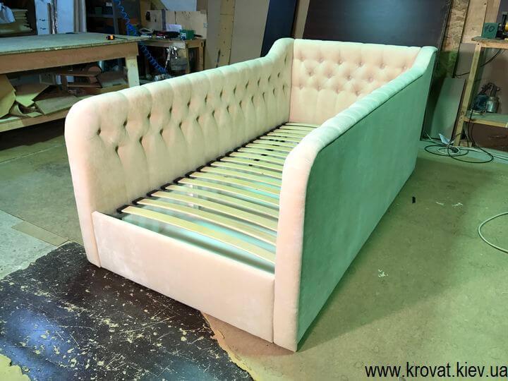 виготовлення ліжок з бортиками