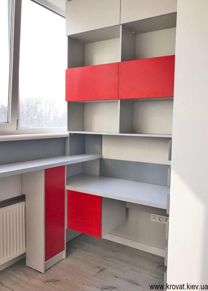 изготовление мебели для детской