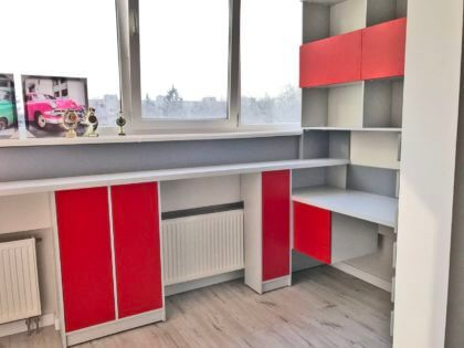 Мебель в детскую для мальчика