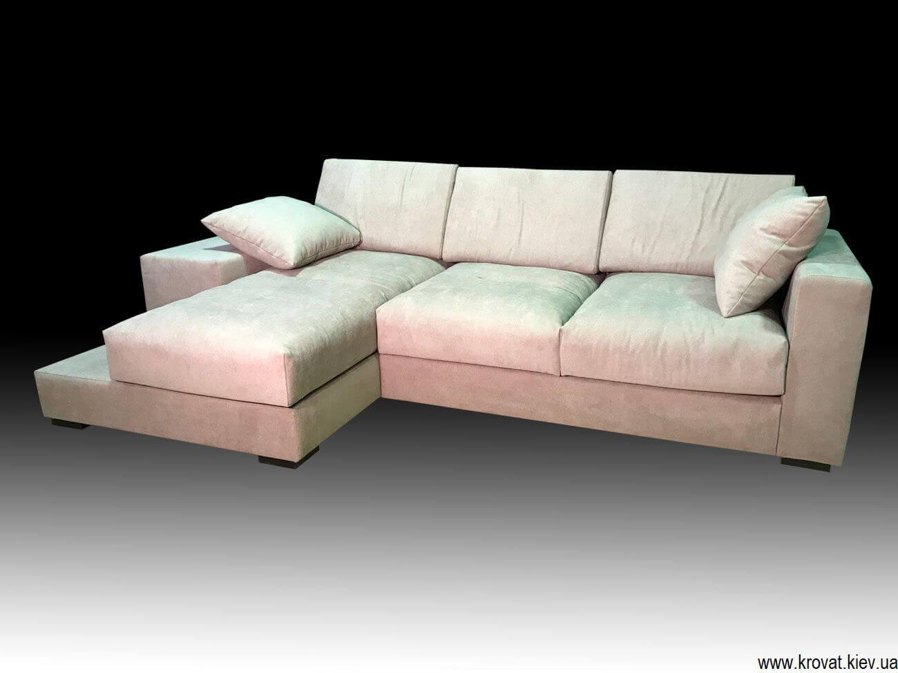 элитный мягкий диван на заказ