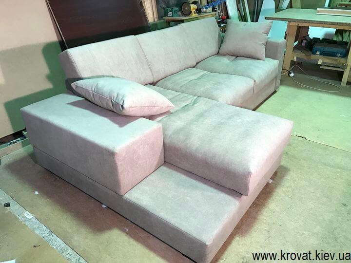 мягкий диван на заказ