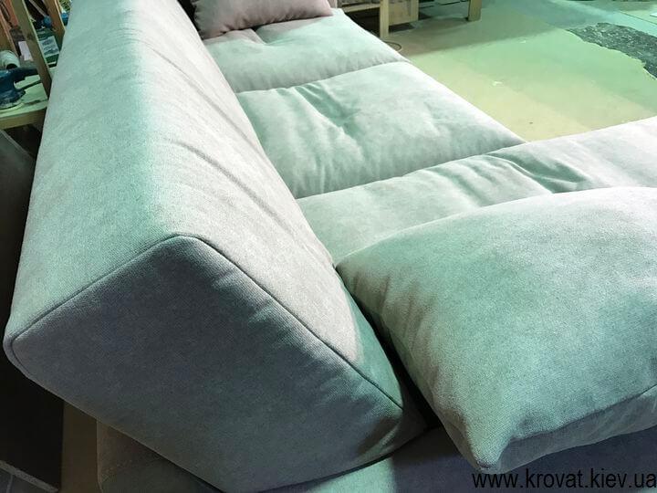 мягкий угловой диван от производителя
