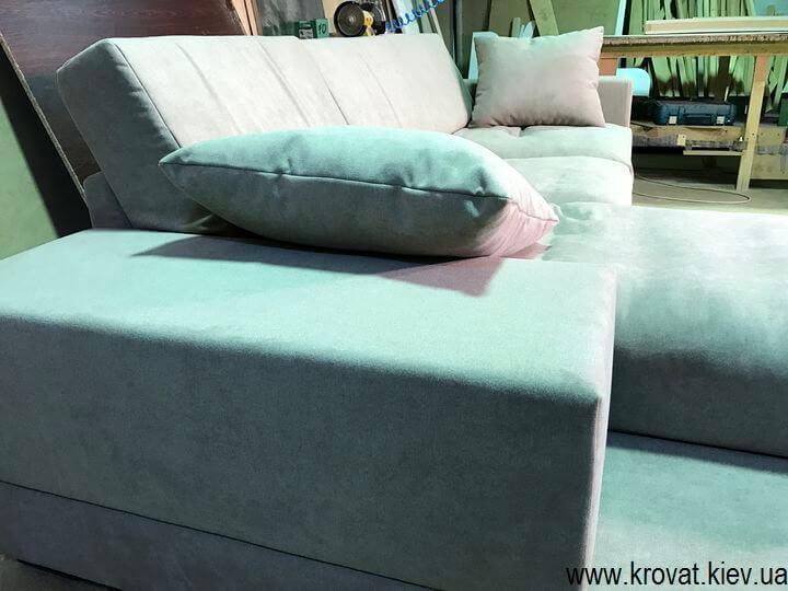м'який диван на замовлення в Києві