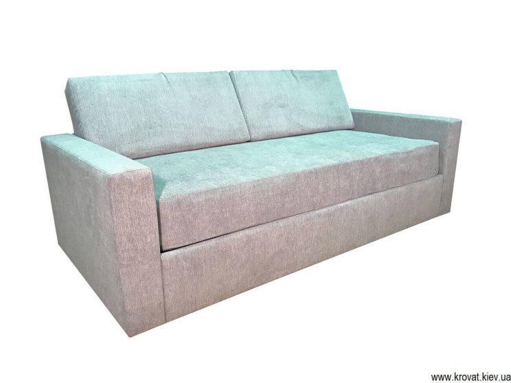 диван з ортопедичним матрацом
