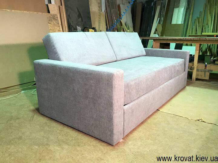 виробництво диванів з ортопедичним матрацом