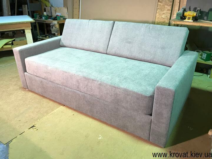 подростковый диван с ортопедическим матрасом