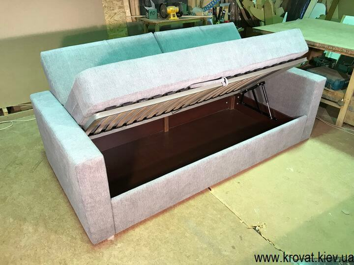 ортопедический диван с матрасом на заказ