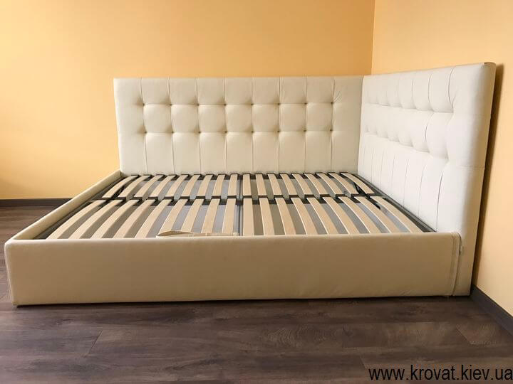 кровати с боковыми спинками