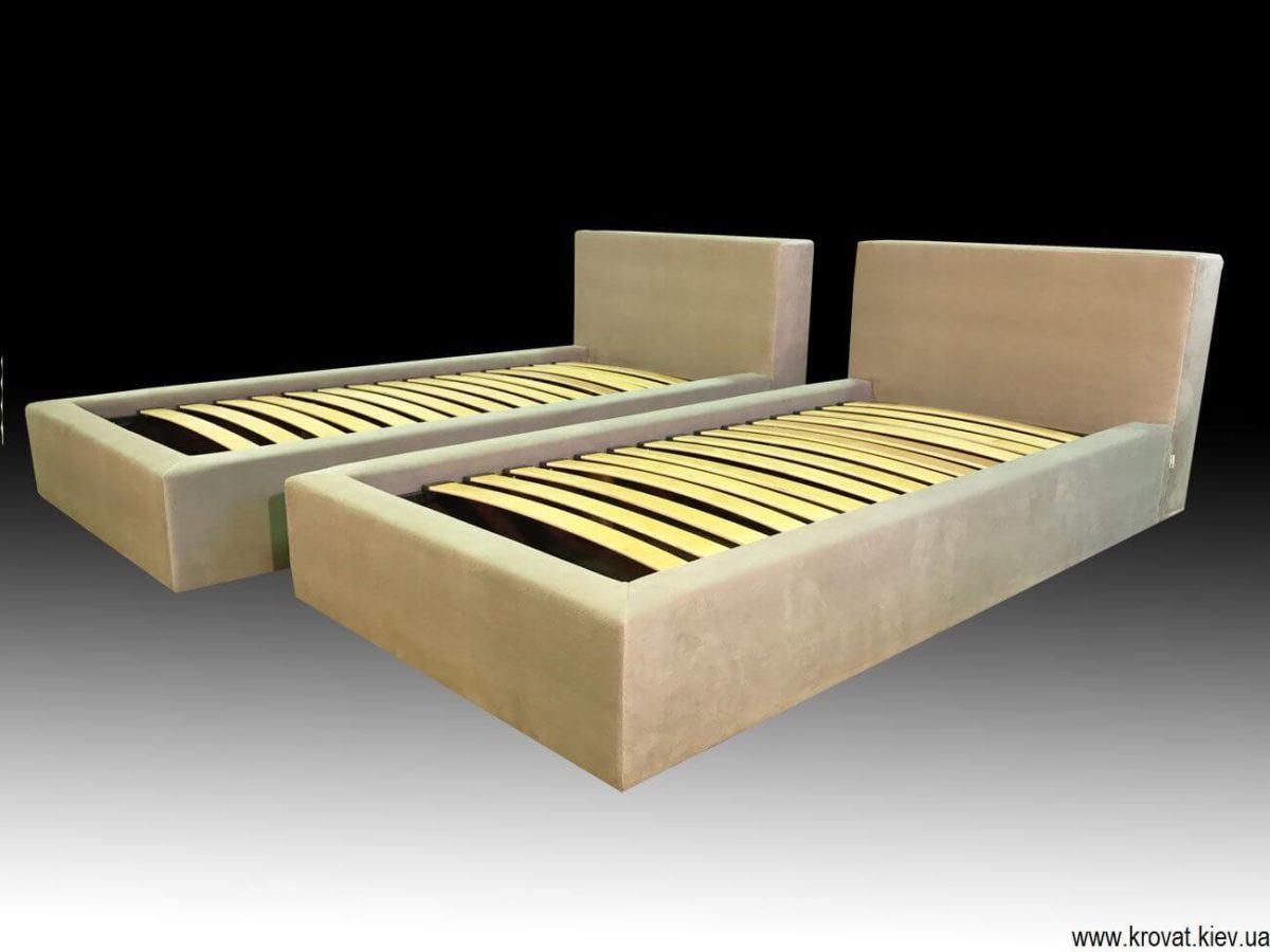 ліжко для підлітка хлопчика на замовлення