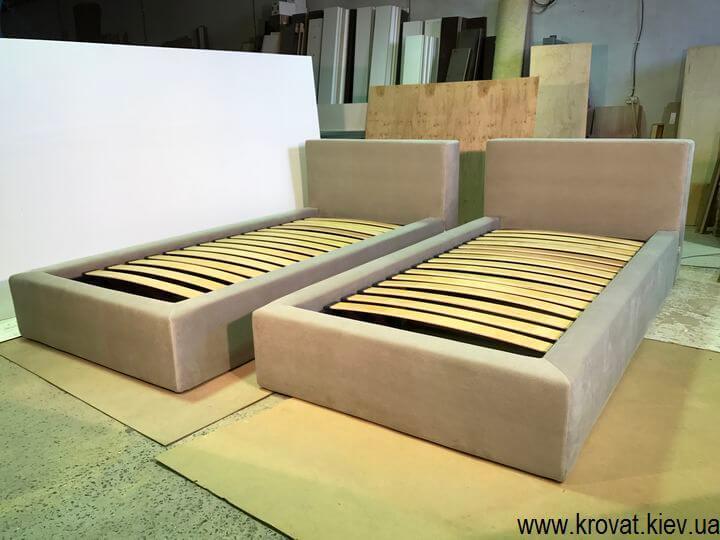 односпальная кровать для подростка мальчика