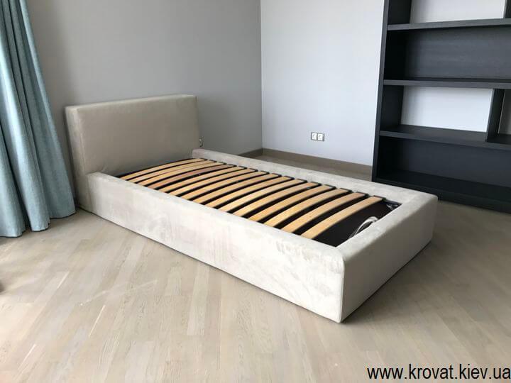 подростковая кровать для мальчика на заказ