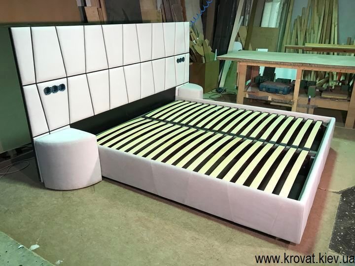 кровать в стиле модерн на заказ