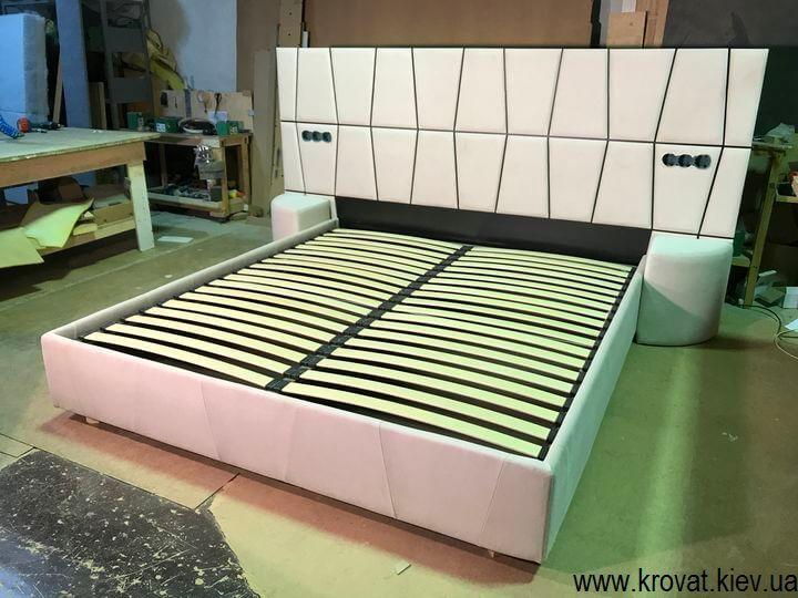 ліжко в сучасному стилі