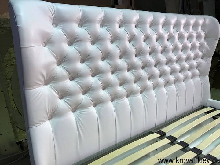 ліжко з вушками з ящиком для білизни