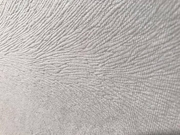 ліжко в кут кімнати з тканини флок на замовлення