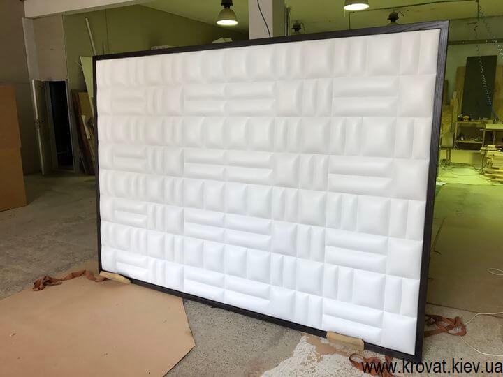 мягкая стеновая панель на заказ