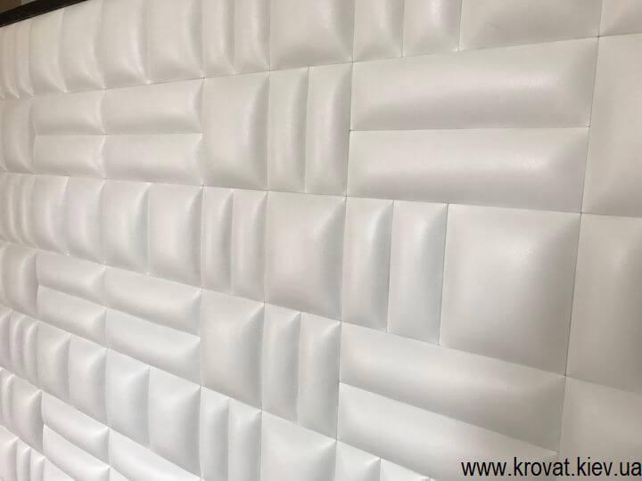 мягкие панели для стен на заказ