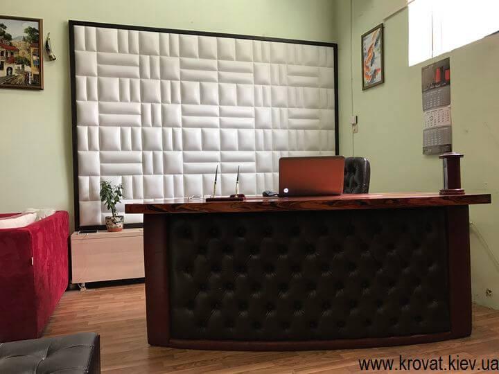декоративная мягкая стеновая панель