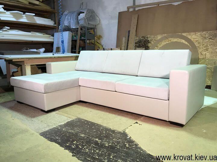 нерозкладні кутові дивани