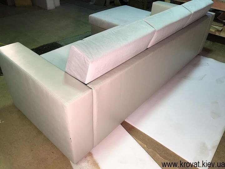 нерозкладні дивани в Києві на замовлення