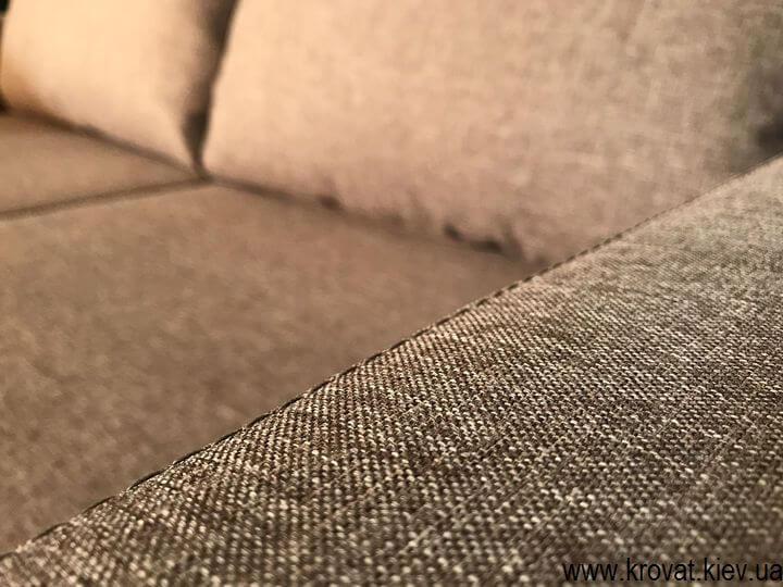 диван без механизма раскладывания