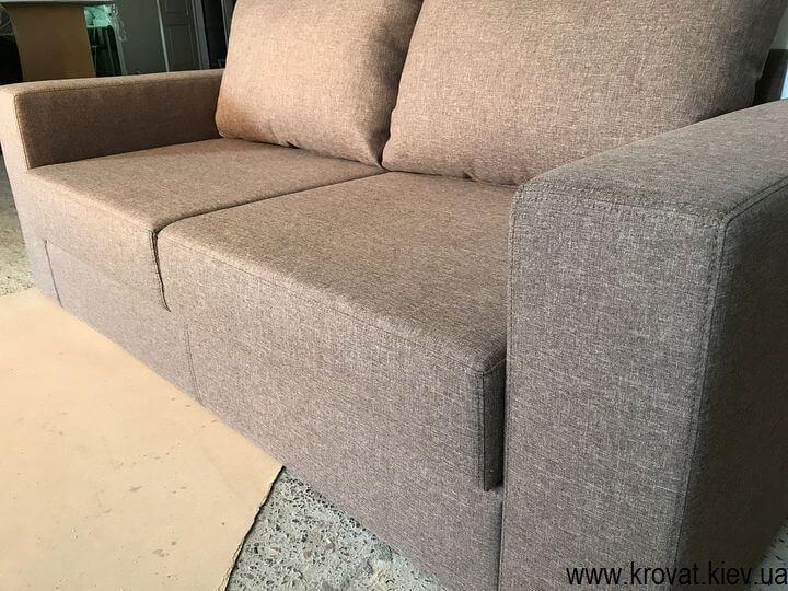 прямий диван без механізму