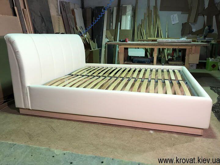 ліжко з ортопедичним матрацом на замовлення