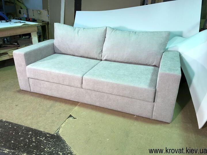 нераскладной диван на заказ
