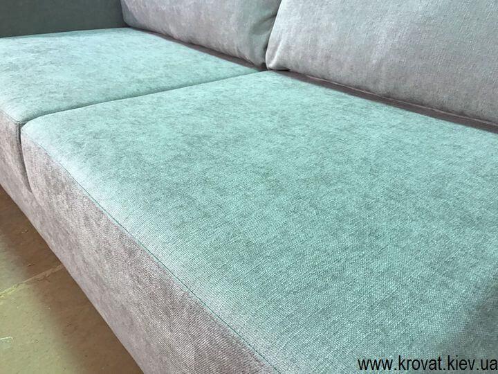 прямий нерозкладний диван