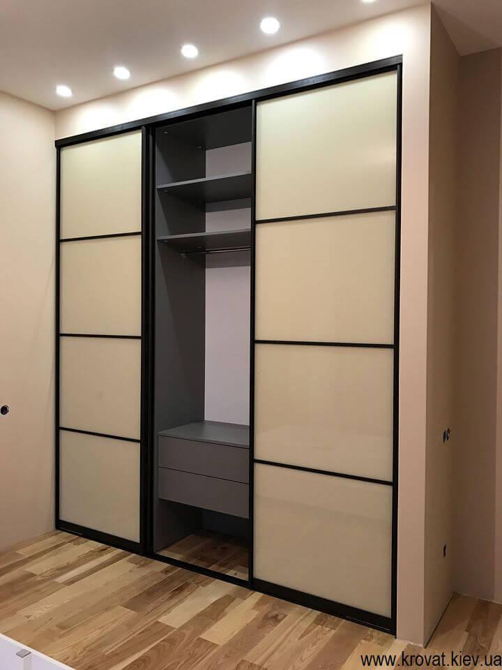 изготовление шкафов купе для спален
