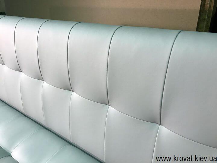 диван с утяжками на заказ