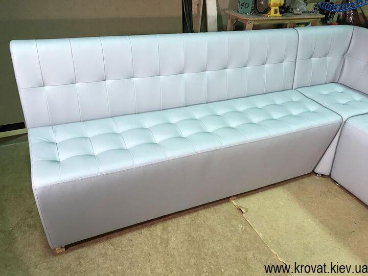 изготовление диванов для баров на заказ