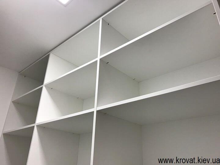 гардеробна кімната на замовлення