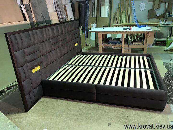кровати с встроенными розетками на заказ