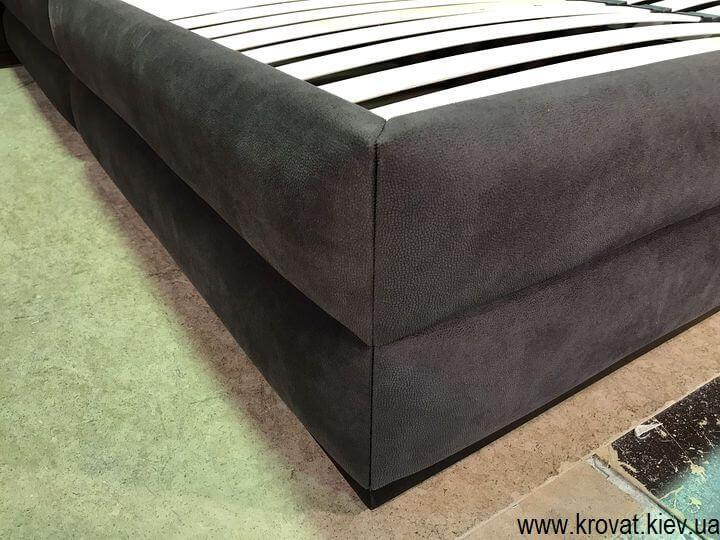 изготовление кроватей с встроенными розетками на заказ